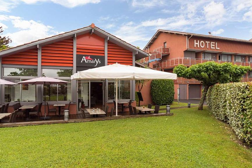 Sure Hotel by Best Western Biarritz Aeroport - Area esterna