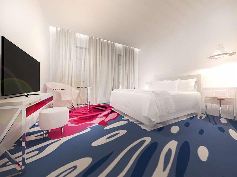 Eden Rose Grand Hotel, BW Premier Collection - Habitaciones/Alojamientos