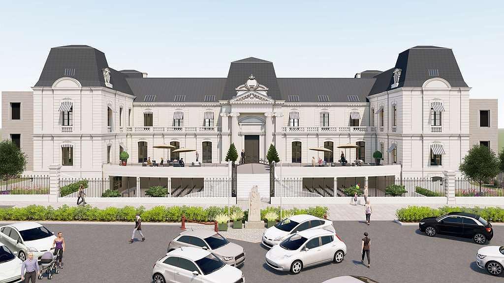 Best Western Plus Hotel de la Cite Royale - Area esterna
