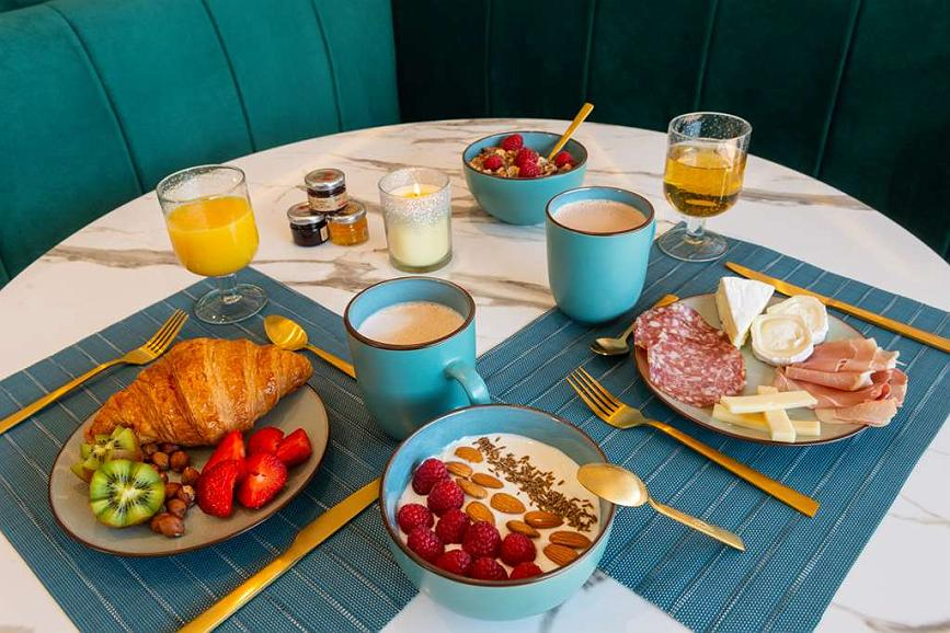 Sure Hotel by Best Western Porte de Dieppe - Restaurante/Comedor