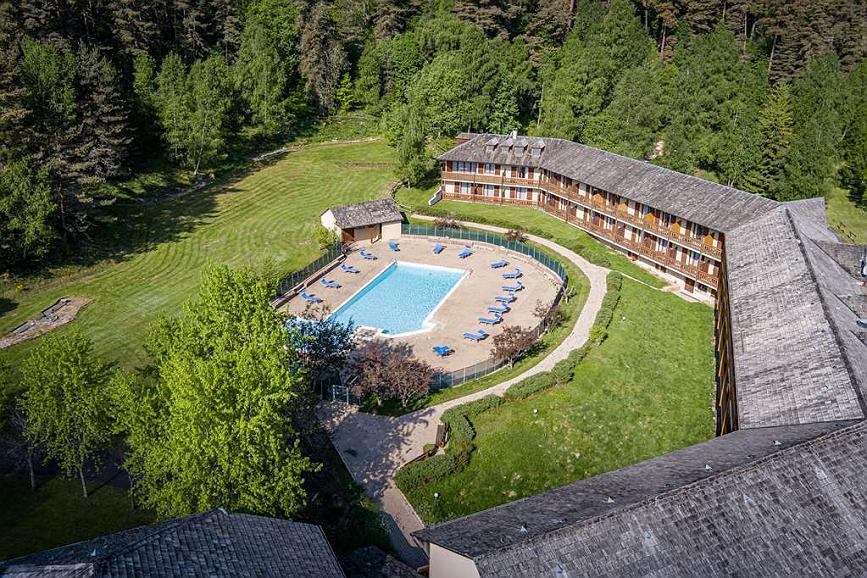 Les Hameaux De Lozere, Sure Hotel Collection by Best Western - Vista exterior