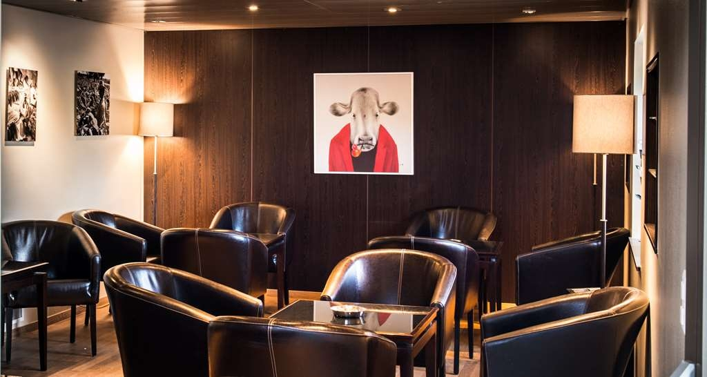 Best Western Chavannes De Bogis - Bar / Lounge