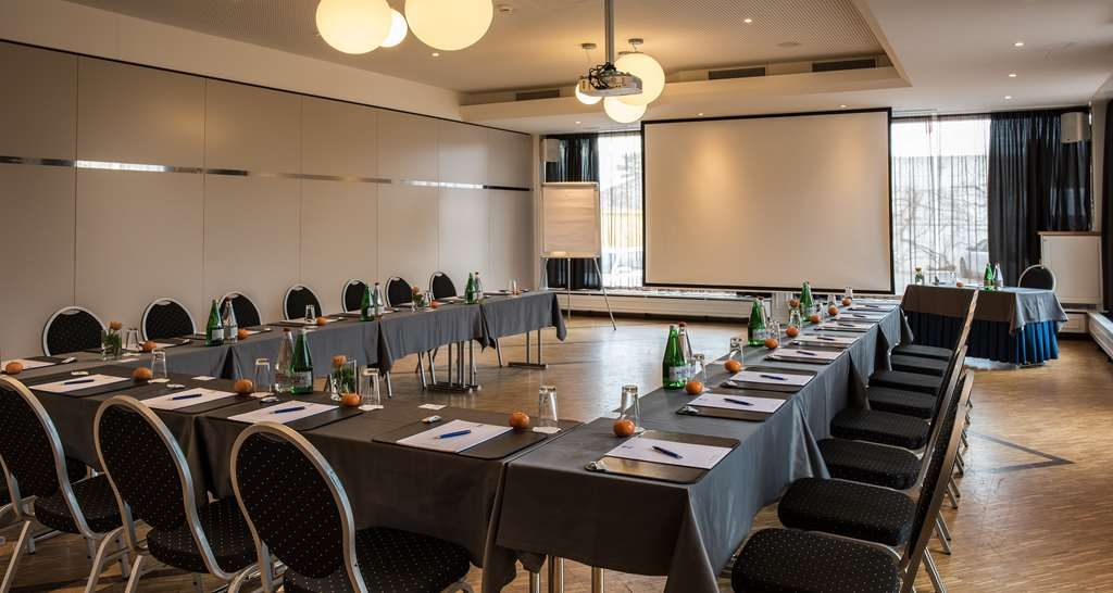 Best Western Chavannes De Bogis - Meeting room