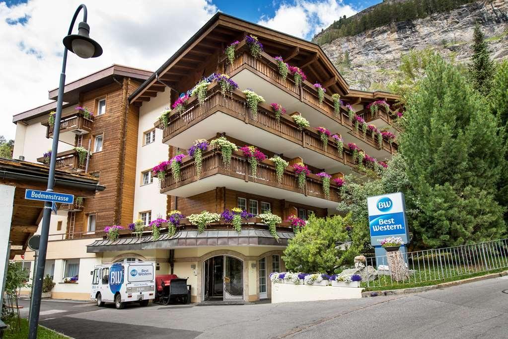 Best Western Hotel Butterfly - Außenansicht