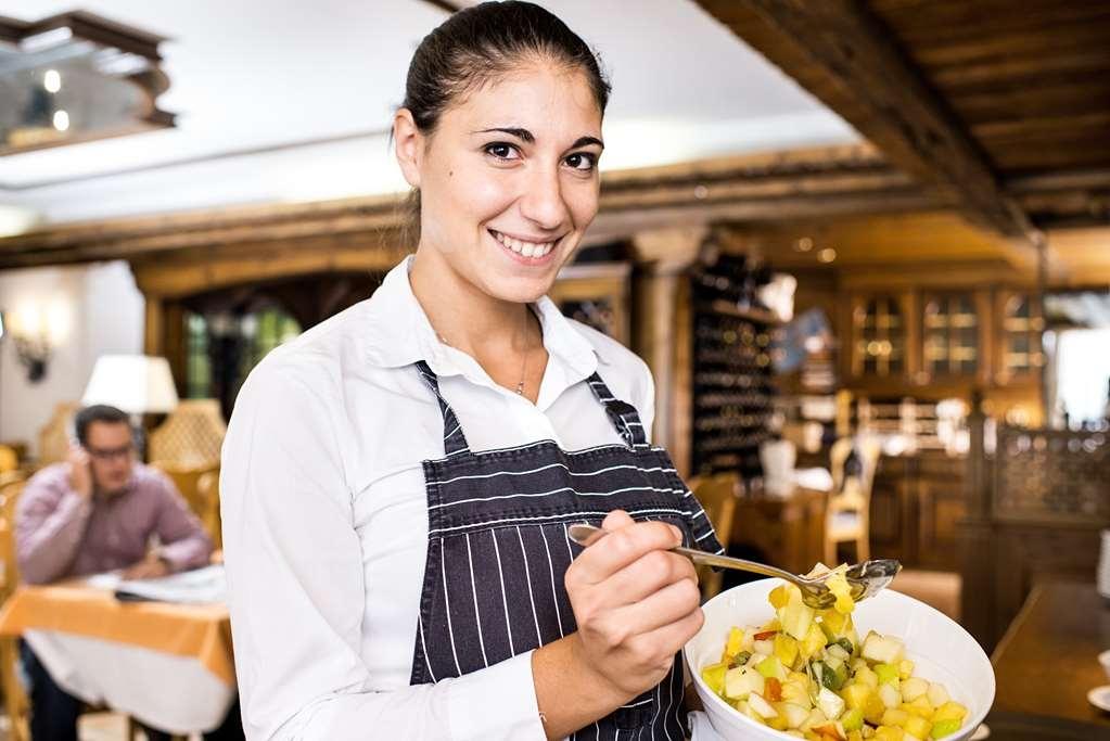 Best Western Hotel Butterfly - Restaurant / Gastronomie
