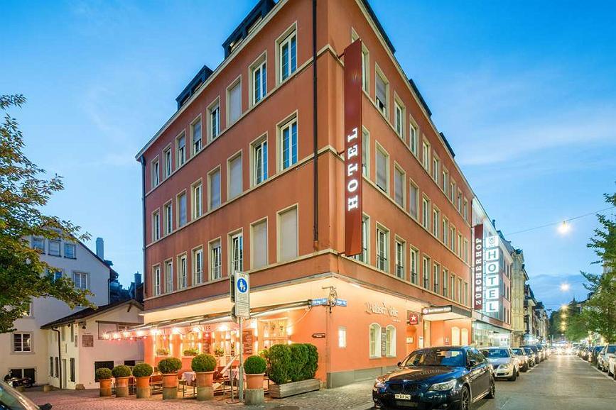 Best Western Plus Hotel Zuercherhof - Aussenansicht