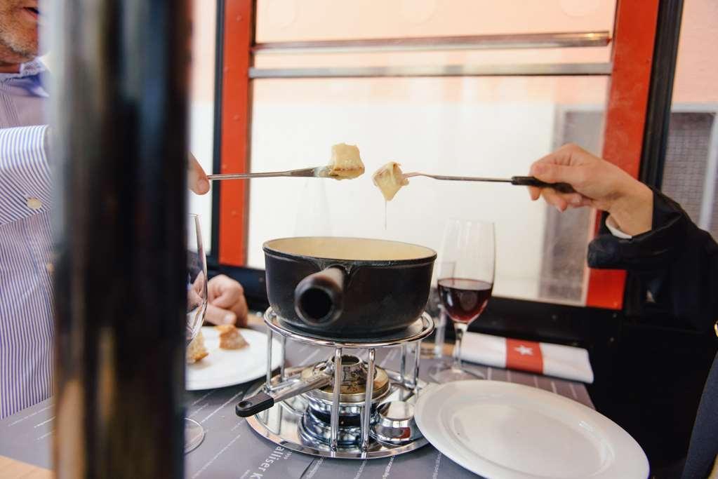 Best Western Plus Hotel Zuercherhof - Restaurant / Etablissement gastronomique