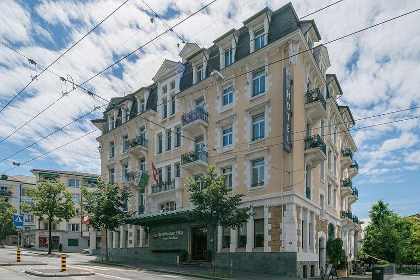 Best Western Plus Hotel Mirabeau - Aussenansicht