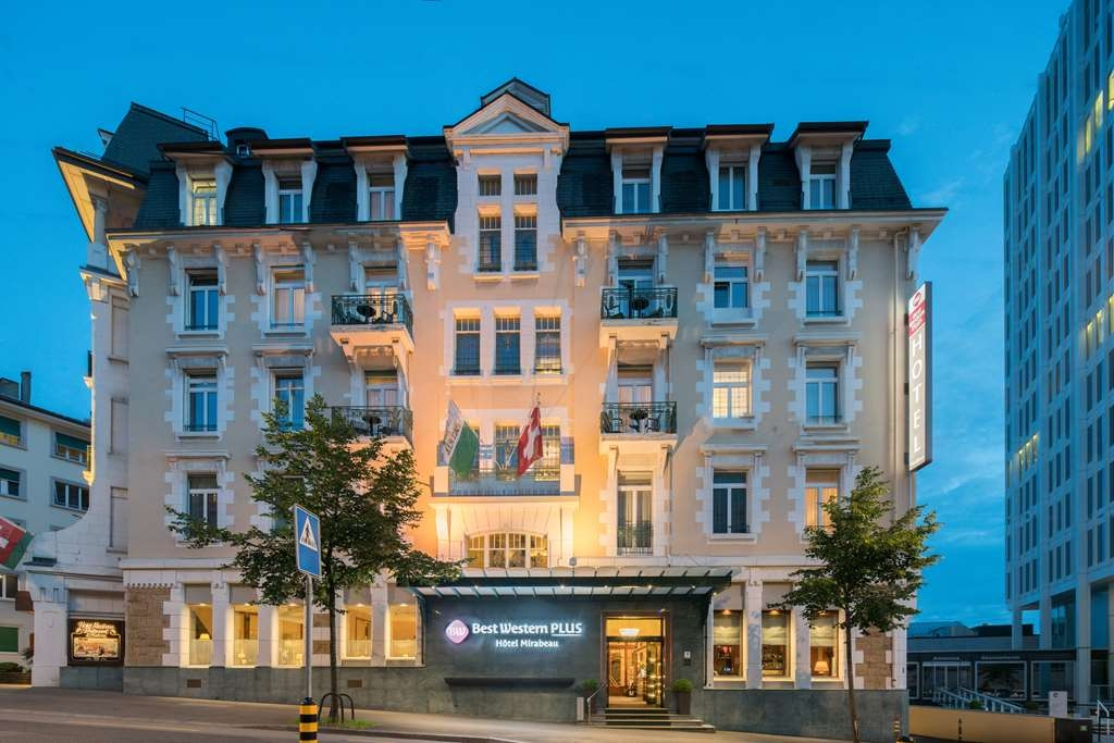 Best Western Plus Hotel Mirabeau - exterior