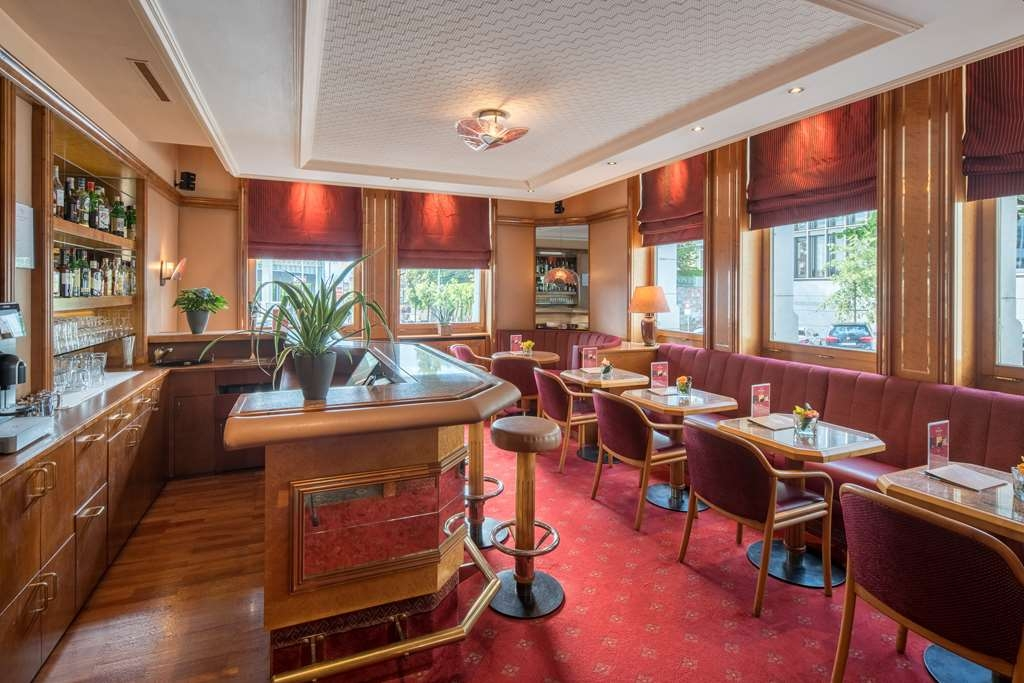 Best Western Plus Hotel Mirabeau - bar