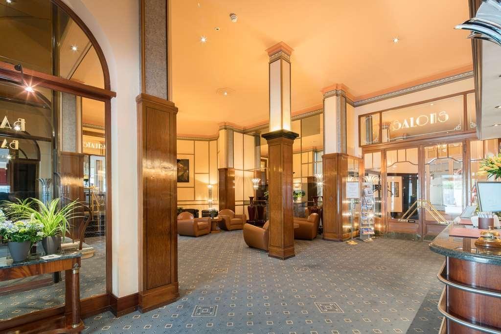 Best Western Plus Hotel Mirabeau - Lobbyansicht