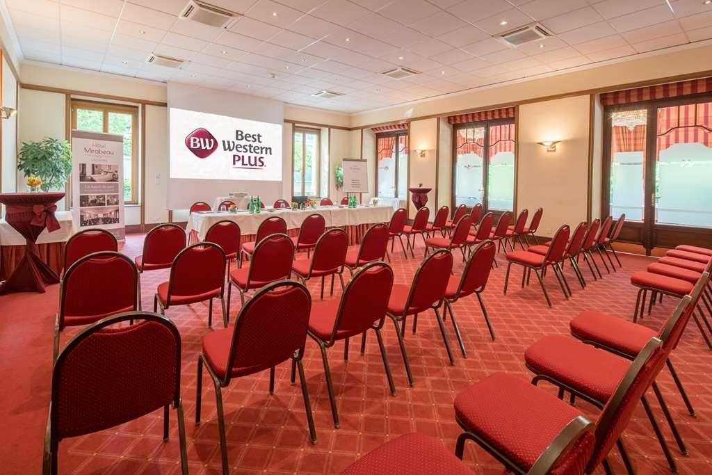 Best Western Plus Hotel Mirabeau - meeting room