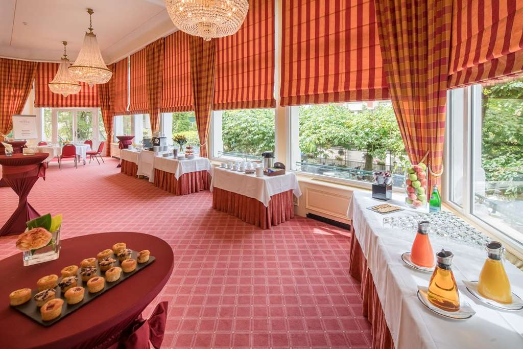 Best Western Plus Hotel Mirabeau - Besprechungszimmer