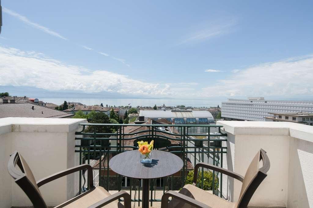 Best Western Plus Hotel Mirabeau - balcony