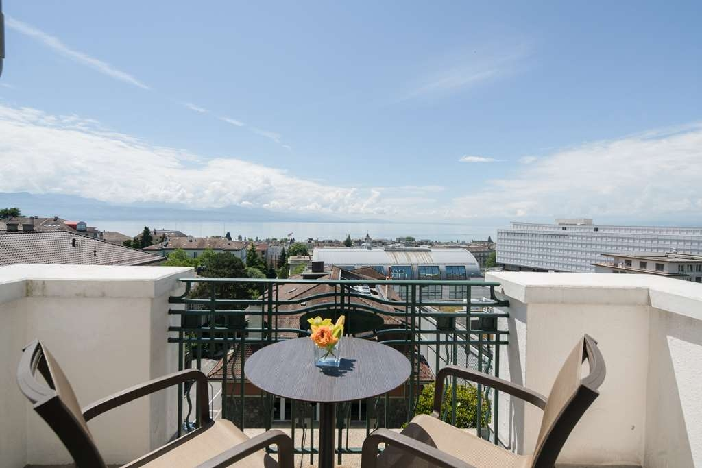 Best Western Plus Hotel Mirabeau - Habitaciones/Alojamientos