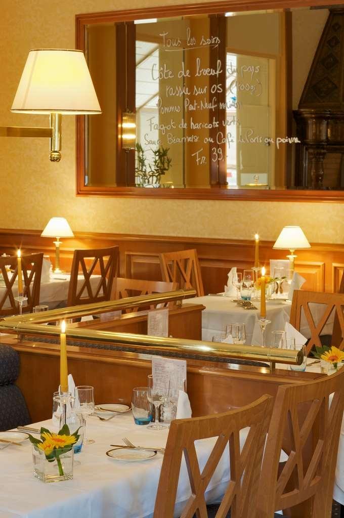 Best Western Plus Hotel Mirabeau - Restaurant / Etablissement gastronomique