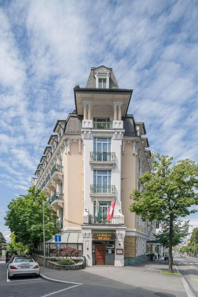 Best Western Plus Hotel Mirabeau - Façade