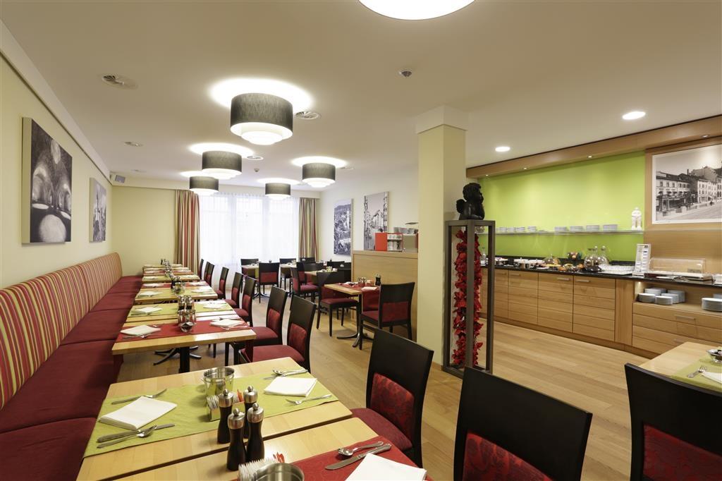 Best Western Plus Hotel Bahnhof - Breakfast Area