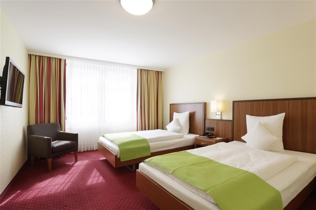 Best Western Plus Hotel Bahnhof - Suite