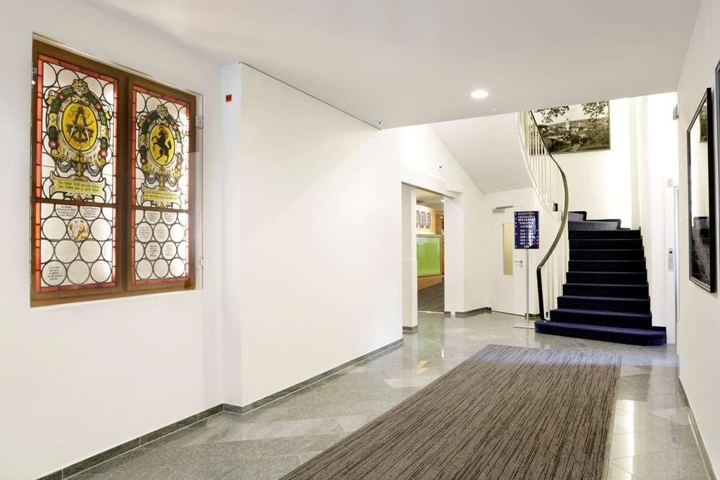 Best Western Plus Hotel Bahnhof - Vue du lobby