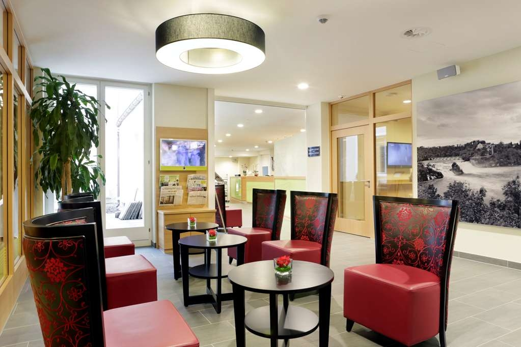 Best Western Plus Hotel Bahnhof - Hotel Lobby