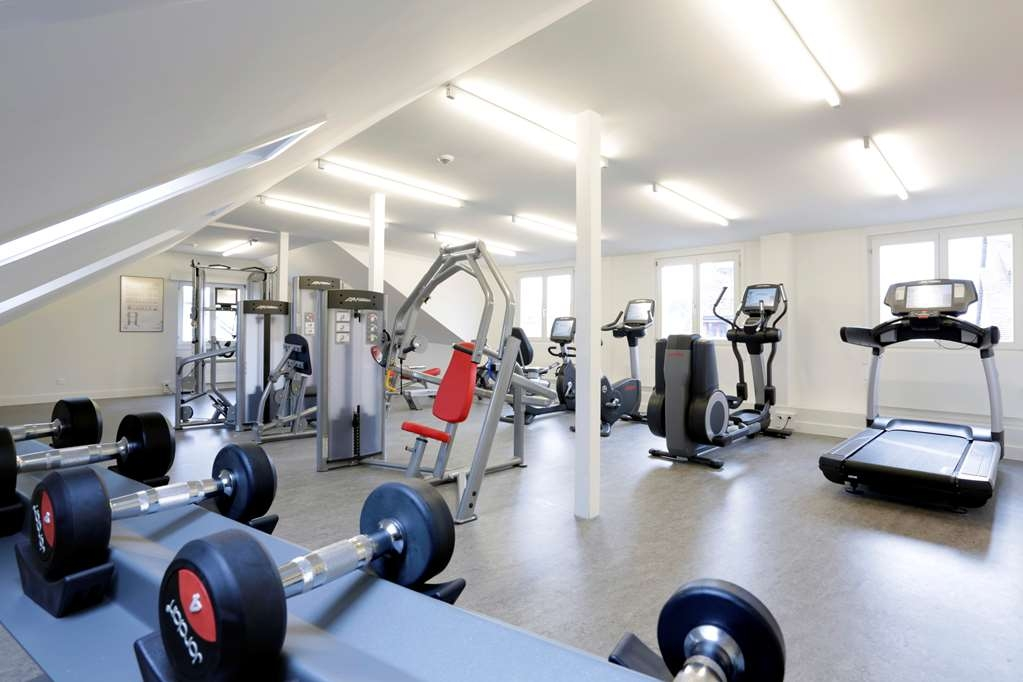 Best Western Plus Hotel Bahnhof - exercise chambre