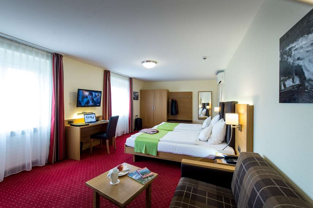 Best Western Plus Hotel Bahnhof - Camere / sistemazione