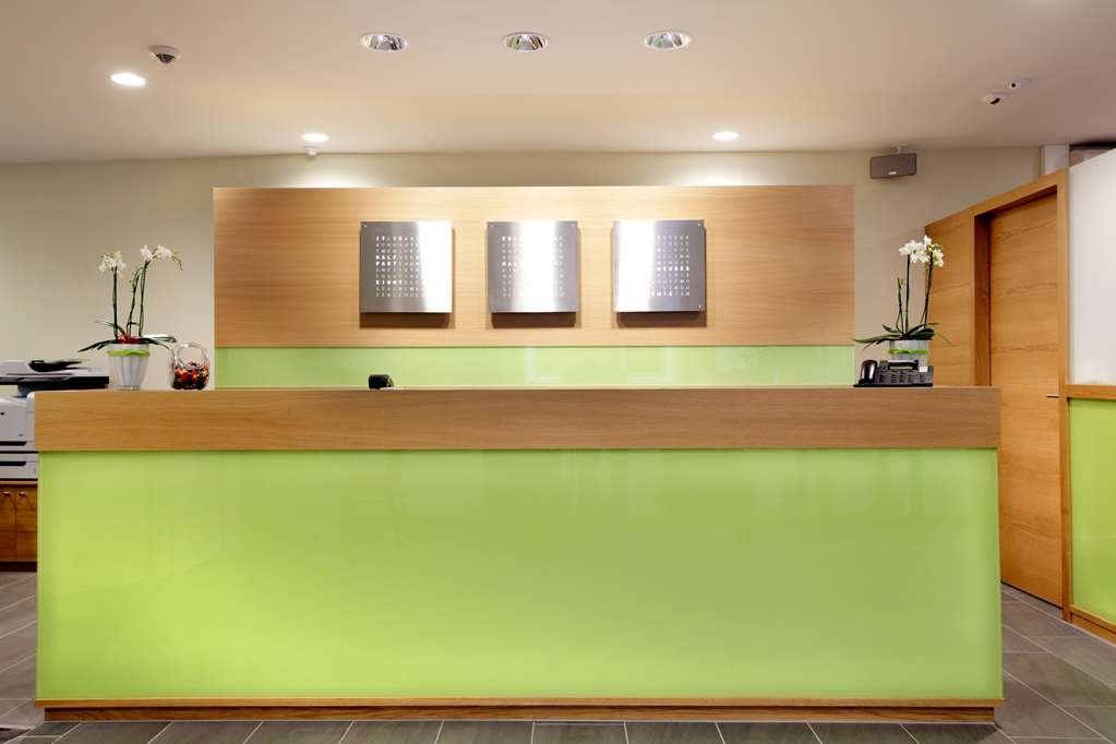 Best Western Plus Hotel Bahnhof - Hall