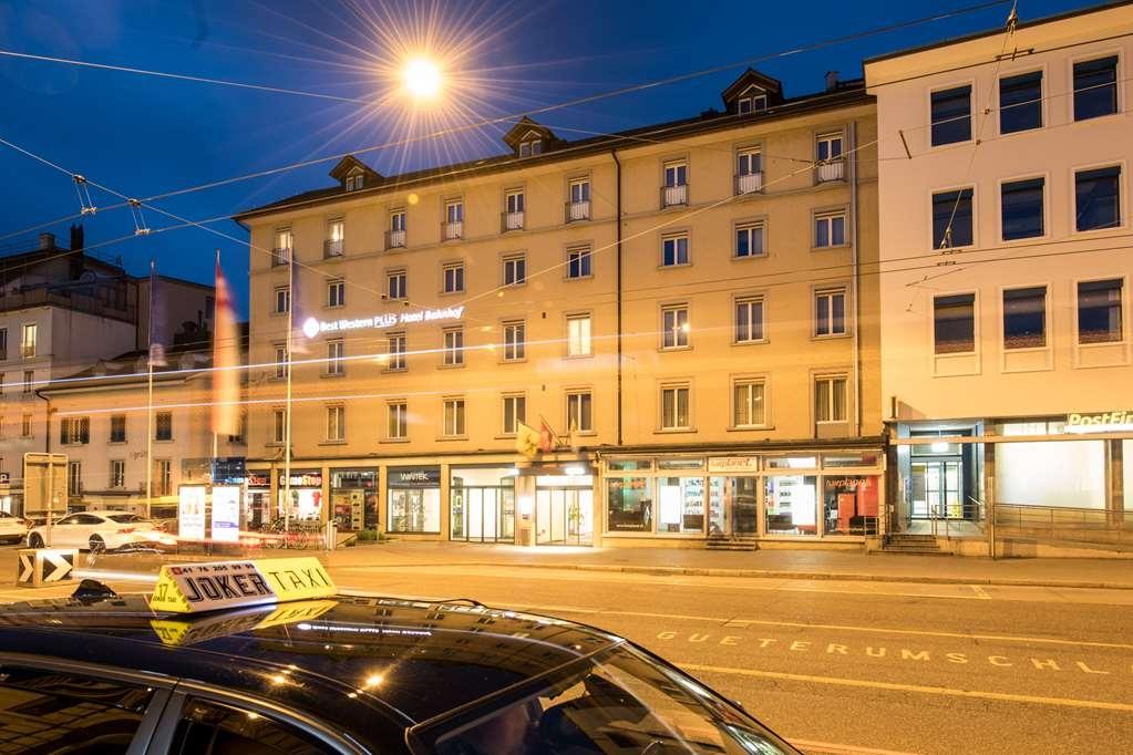 Best Western Plus Hotel Bahnhof - Facciata dell'albergo