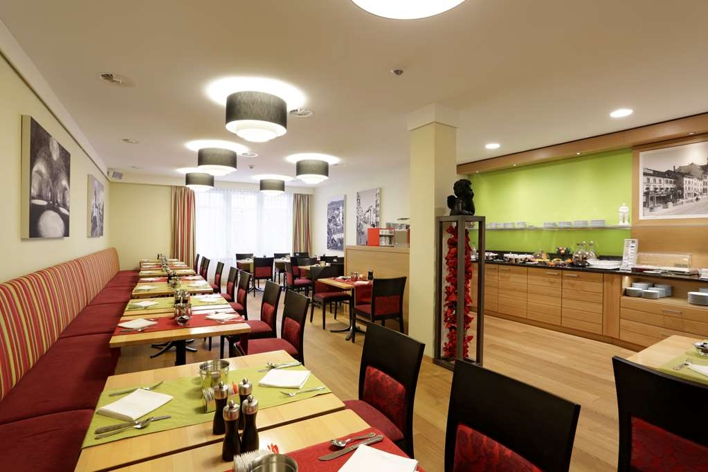 Best Western Plus Hotel Bahnhof - Ristorante / Strutture gastronomiche