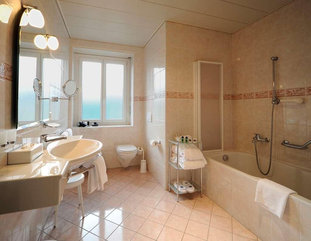 Best Western Hotel Bellevue Au Lac - Suite Bathroom