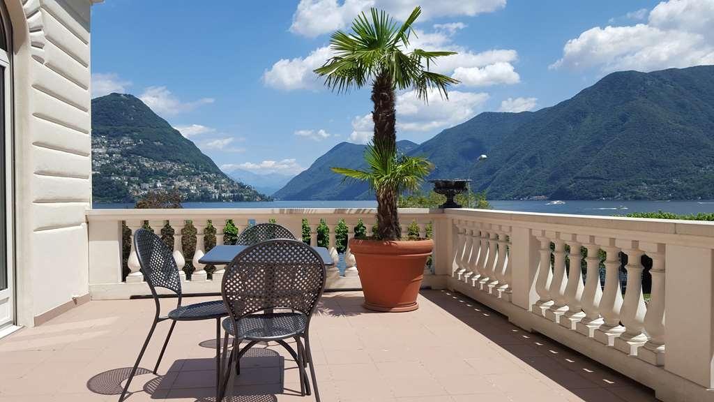 Best Western Hotel Bellevue Au Lac - Balcony