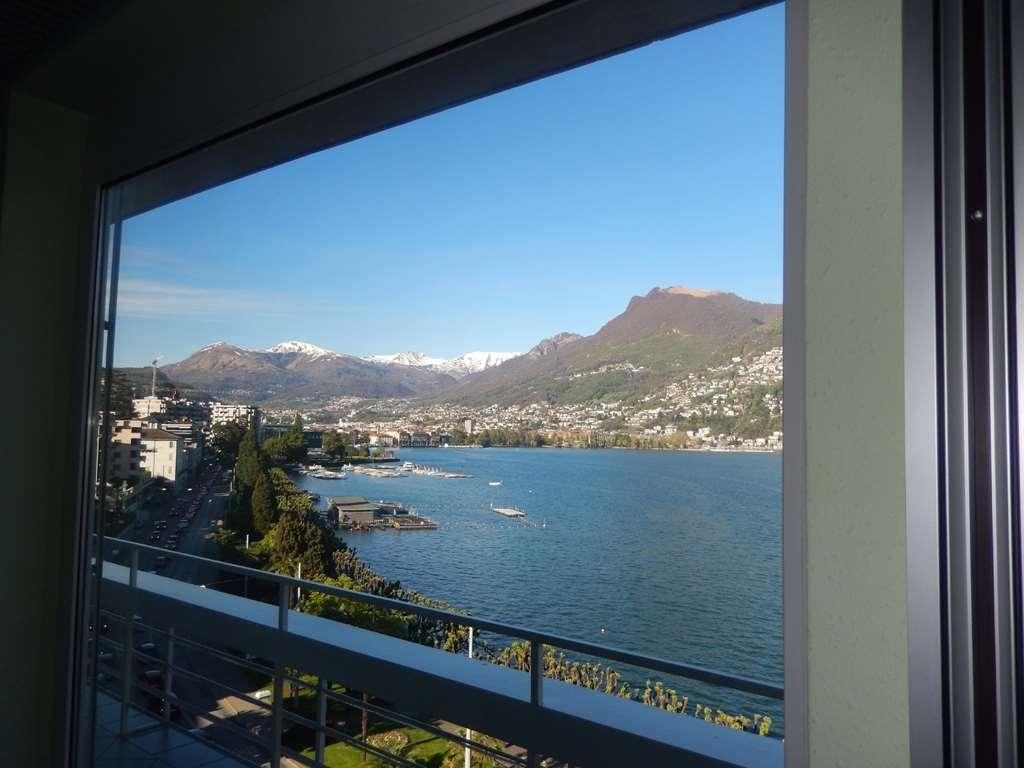 Best Western Hotel Bellevue Au Lac - Meeting room