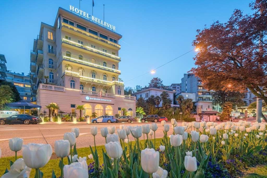 Best Western Hotel Bellevue Au Lac - Vista Exterior