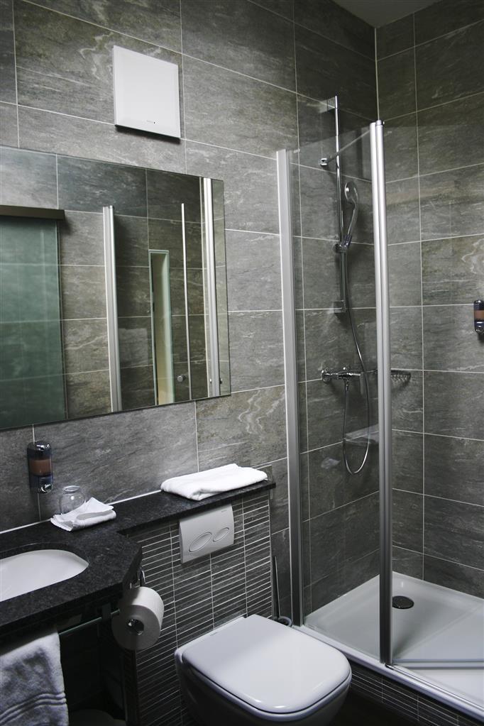 Gasthaus zur Waldegg, BW Signature Collection - Salle de bains