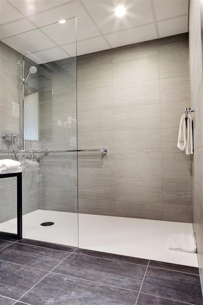 Best Western Hotel Rallye - Salle de bain