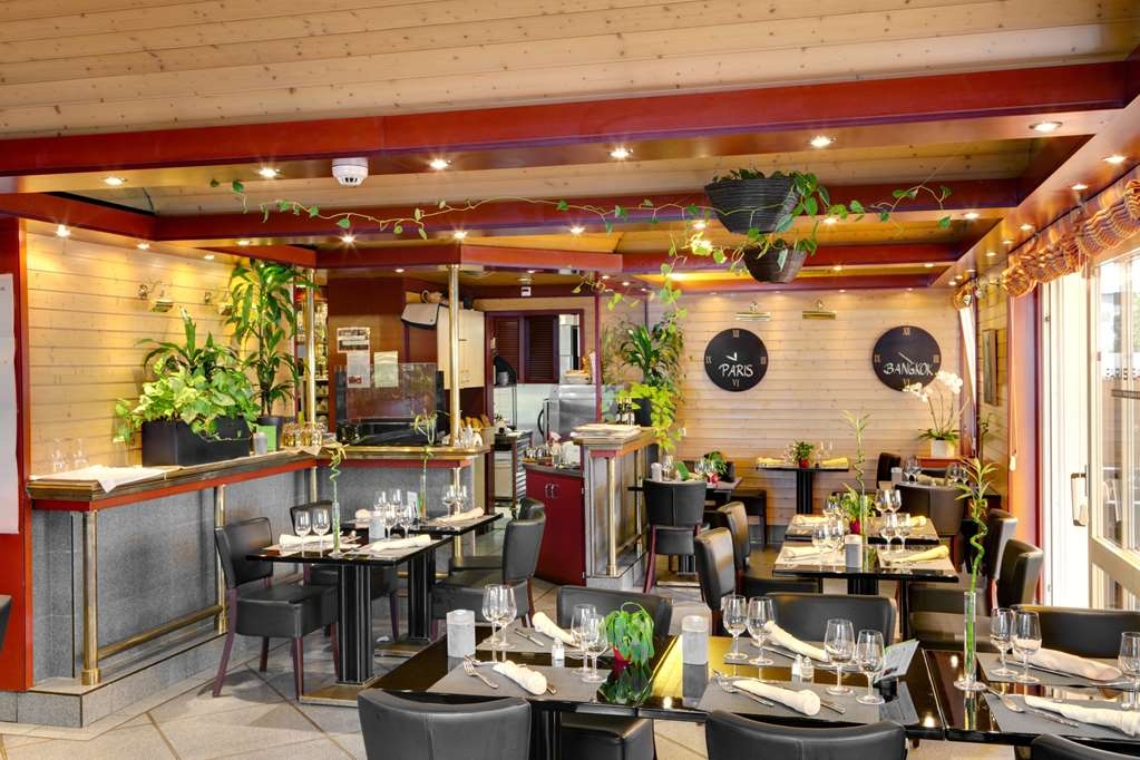 Best Western Hotel Rallye - Restaurant / Etablissement gastronomique
