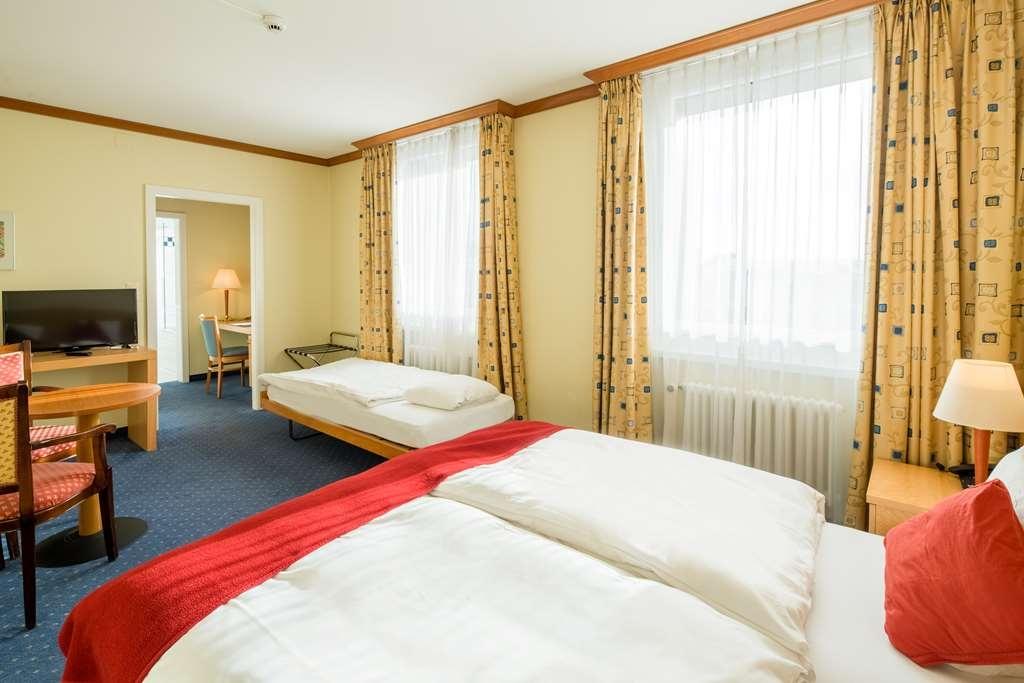 Best Western Hotel Rallye - Chambres / Logements