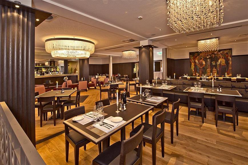 Best Western HOTELBERN - restaurant=funktion