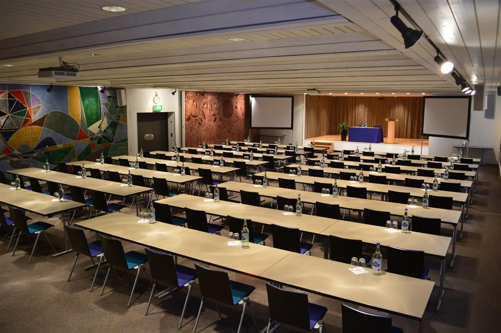 Best Western HOTELBERN - Salle de réunion