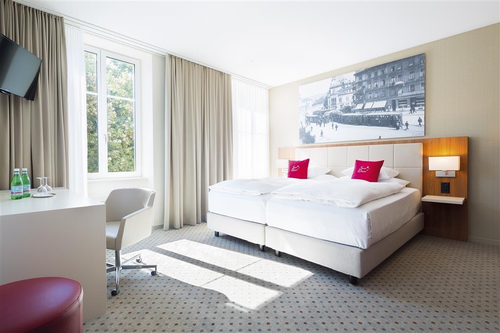Best Western Hotel Wartmann am Bahnhof - Habitación triple