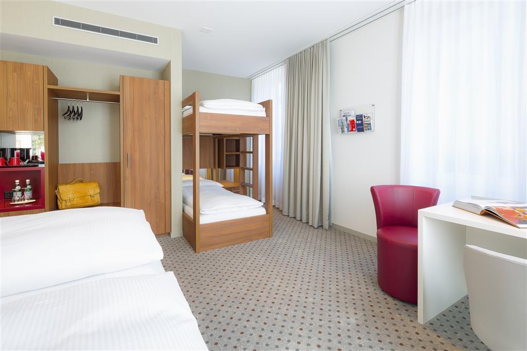 Best Western Hotel Wartmann am Bahnhof - Habitación cuádruple
