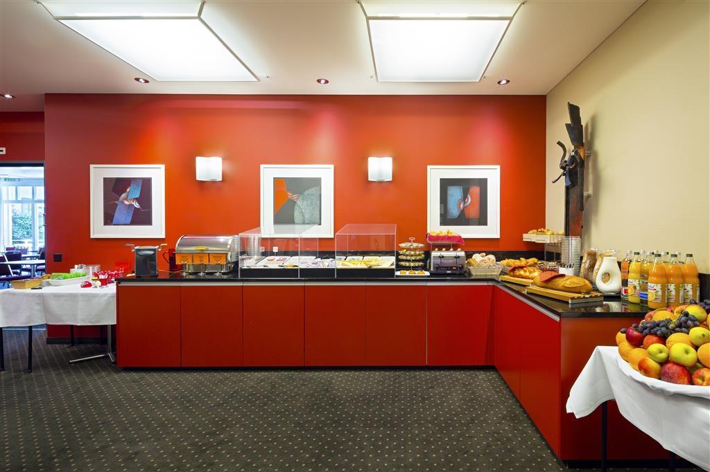 Best Western Hotel Wartmann am Bahnhof - Breakfast Buffet