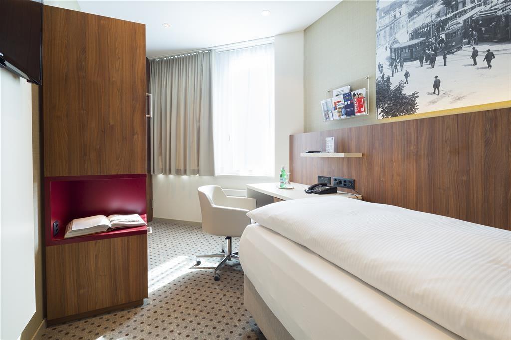 Best Western Hotel Wartmann am Bahnhof - Single Room