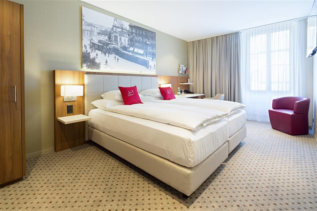 Best Western Hotel Wartmann am Bahnhof - Habitación doble