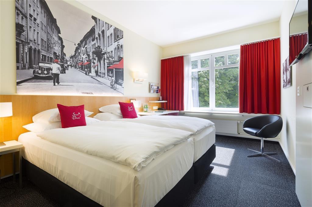 Best Western Hotel Wartmann am Bahnhof - Double Room