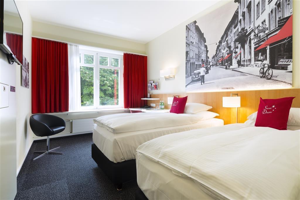 Best Western Hotel Wartmann am Bahnhof - Double Twin Room