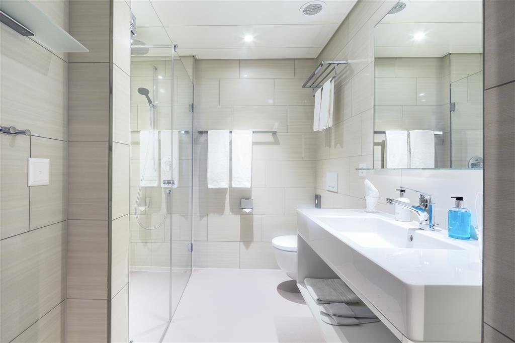 Best Western Hotel Wartmann am Bahnhof - Cuarto de baño de clientes