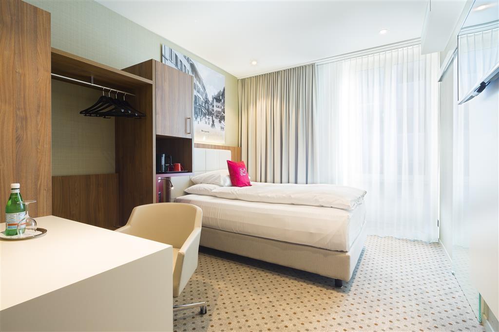 Best Western Hotel Wartmann am Bahnhof - Habitación individual