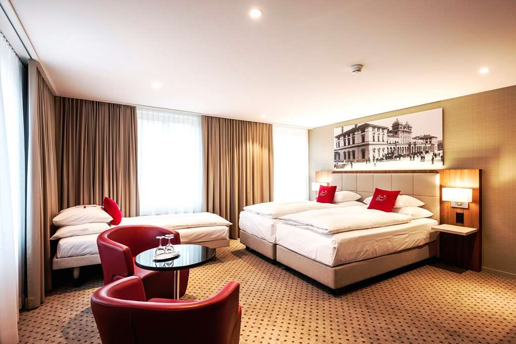 Best Western Hotel Wartmann am Bahnhof - Habitaciones/Alojamientos